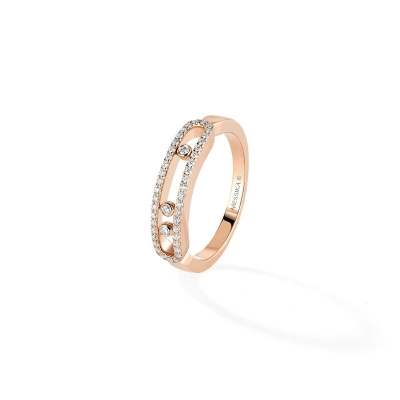 Messika Baby Move Pave Ring