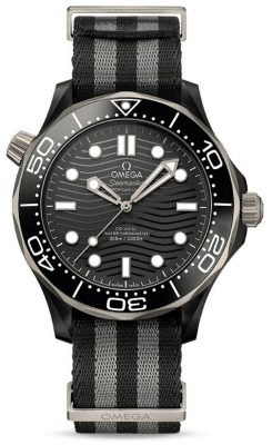 OMEGA Seamaster Diver 300M Co-Axial 43.5mm Watch
