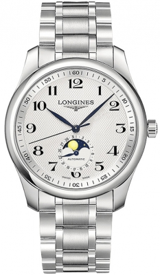 Longines Master Collection Moonphase Automatic Watch