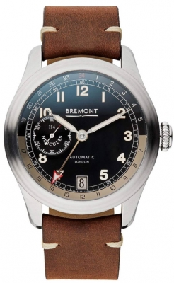 Bremont H-4 Hercules Steel Limited Edition