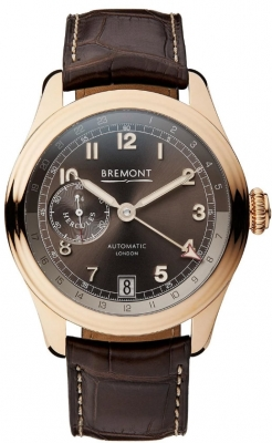 Bremont H-4 Hercules Rose Gold Limited Edition Watch
