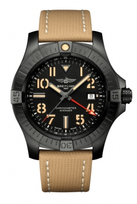 Breitling Avenger Automatic GMT 45 Night Mission Watch