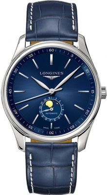 Longines Master Collection Moonphase 42MM Watch