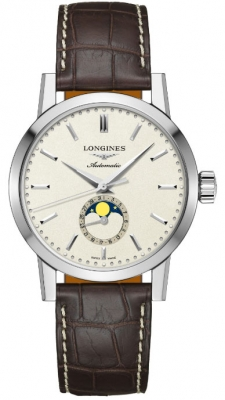 Longines 1832 Moonphase 40MM Watch
