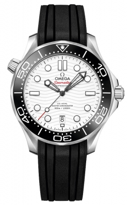 OMEGA Seamaster Diver 300M Co-Axial Master Chronometer Watch