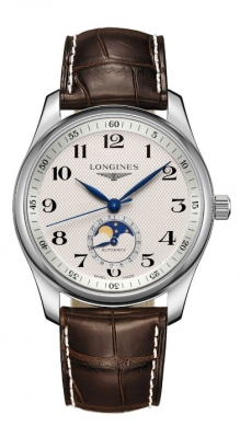 Longines Master Collection 40MM Moonphase Automatic Watch
