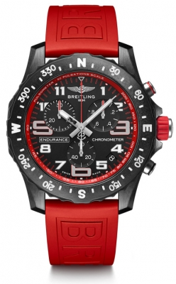 Breitling Professional Endurance Pro 44 Red Watch
