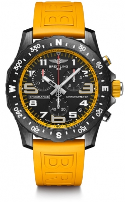 Breitling Professional Endurance Pro 44 Yellow Watch
