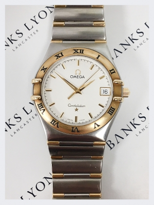 Pre Owned OMEGA Constellation Mid-Size Quartz Watch
