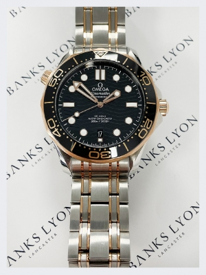 Pre Owned OMEGA Seamaster Diver 300m Watch