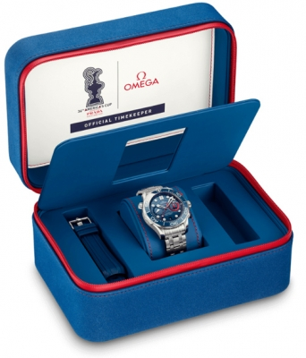 OMEGA Seamaster Diver 300m America's Cup Watch