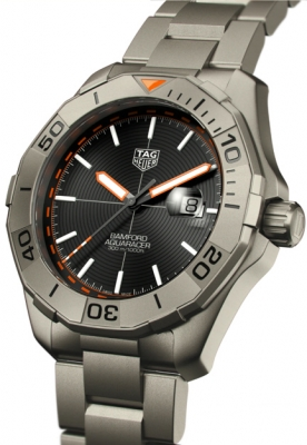 TAG Heuer Aquaracer X Bamford Limited Edition